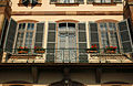 Strasbourg, 3 quai Saint-Thomas, balcon.jpg