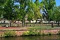 Strasbourg - 'La Petite-France' - View North on Square des Moulins.jpg