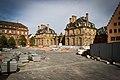 Strasbourg place du Château travaux de réaménagement juin 2013.jpg