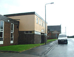 Streethouse working men's club, West Yorkshire