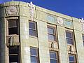 Strong Building, 400-408 E. Grand Ave., Beloit, WI, Frieze detail.JPG
