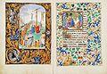 Stundenbuch der Maria von Burgund Wien cod. 1857 99v 100r.jpg