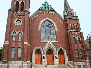 Ukrainian Village, Chicago - Saint Volodymyr Ukrainian Orthodox Cathedral