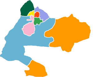 Subdivisions of Ürümqi-China.png
