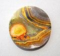 "Sulfidic travertine (""Bumblebee Jasper"") (Mount Papandayan, Java, Indonesia) 7 (40671466353).jpg"