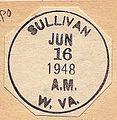 Sullivan, West Virginia Postmark.jpg