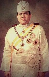 Ismail Petra of Kelantan Al-Sultan of Kelantan