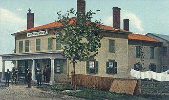 Pembroke, New Hampshire - Suncook House c. 1907