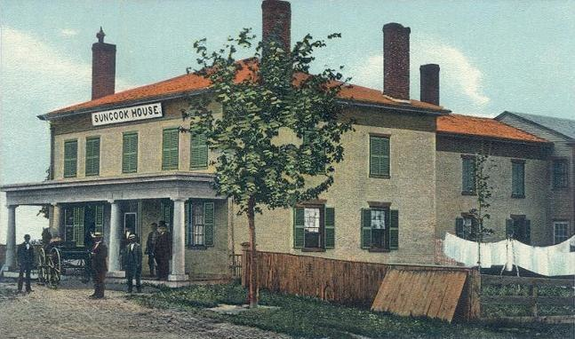 Suncook House, Suncook, NH