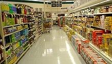 supermercado wiktionary