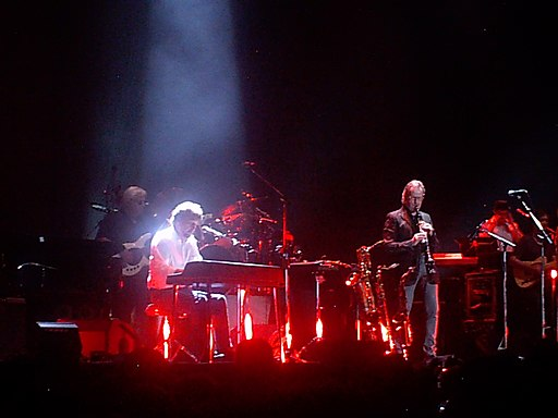Supertramp at the Gelredome 2010