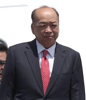 Thai politician