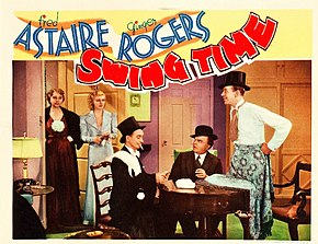 Description de l'image  Swing Time lobby card 1936.JPG.