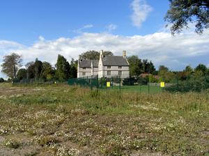 Manor of Sydenham - Sydenham House, south side, in 2015