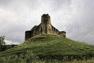 Sydoriv Castle