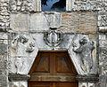Symbol on Castello Orsini-Colonna.jpg