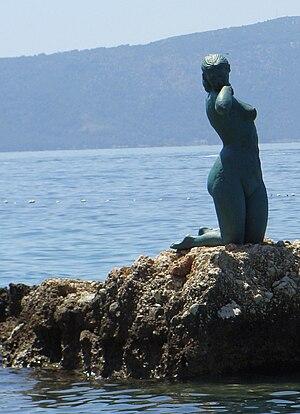 Podgora, Split-Dalmatia County - Image: Syrenka Podgora