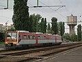 Szolnok vasútállomás 37116 személyvonat Kecskemét felé.JPG