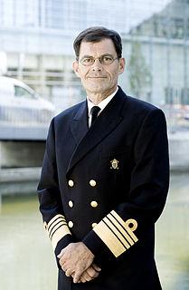 Tim Sloth Jørgensen Danish admiral