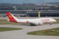 TC-ACF - B744 - Saudi Arabian Airlines