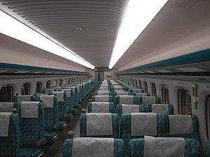 THSR 700T - Image: THSR train 17