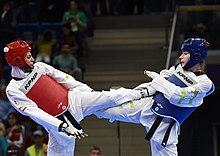 Taekwondo at the 2017 Islamic Solidarity Games 9.jpg