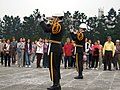 Taiwan National Democracy Memorial Hall Ceremonial Guard.JPG