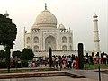 Taj The mausoleum of Love.jpg