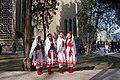 Tajik girls before the dance performance.jpg