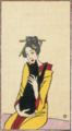 TakehisaYumeji-1919-Woman Holding a Black Cat.png