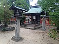 Takeuchi Shrine in Umi Hachiman Shrine.JPG