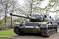 TankmonumentLeopard IA5 voorzijde Zelzate.jpg