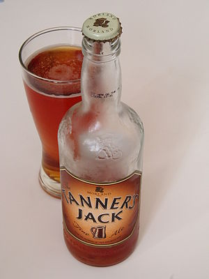 Tanner's Jack, from Morland Brewery
