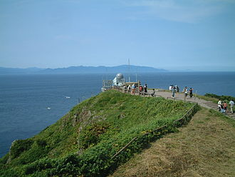 Sotogahama, Aomori - Cape Tappi, northernmost point of Tsugaru Peninsula