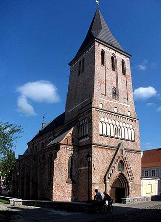 St. John's Church, Tartu - Image: Tartu Jaani Church 2007 13