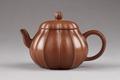 Tekanna från Yixing i Kina - Hallwylska museet - 95926.tif