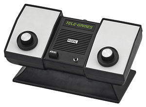 Allan Alcorn - Pong consoles and clones were common in mid-1970s.