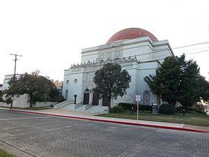 Temple Beth-El (San Antonio) - Image: Temple Beth El San Antonio