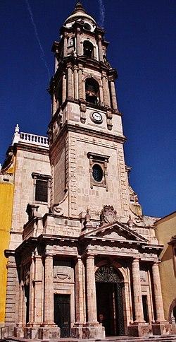 Templo de la Virgen del Carmen, Celaya, Guanajuato, México .jpg