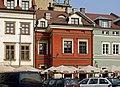 Tenement, 13 Szeroka street, Kazimierz, Krakow, Poland.jpg