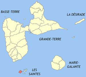 Terre-de-Bas Island - Image: Terre de Bas