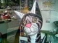 Testa di gatto di legno.JPG
