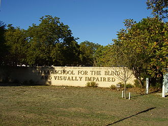 Texas School for the Blind and Visually Impaired - Texas School for the Blind and Visually Impaired