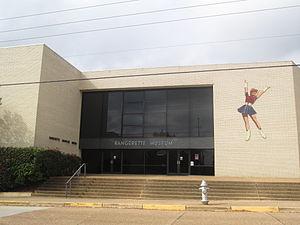 Kilgore College Rangerettes - Rangerette Museum on the campus of Kilgore College in Kilgore, Texas