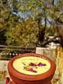 Thandai served in a Kulhad or a Clay cup - Gujarat - SHAILI 005.jpg