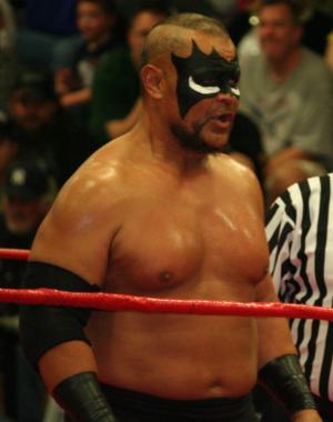 The Barbarian (wrestler) - The Barbarian in 2012.