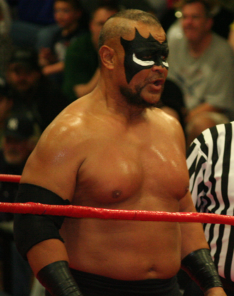 The Barbarian (wrestler) - The Barbarian in 2012.