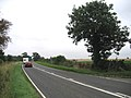 The A15 road at Laughton, Lincs - geograph.org.uk - 227508.jpg