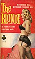 The Blonde by Peggy Swenson - Illustration by Paul Rader - Midwood 1960.jpg