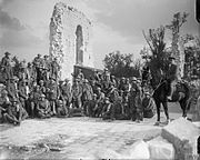 The British Army on the Western Front, 1914-1918 Q6097